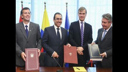 Acuerdo Comercial con UE entrará en vigor en 2013