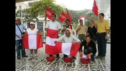 Chiclayo: Docentes inician semana de lucha contra Ley de Reforma
