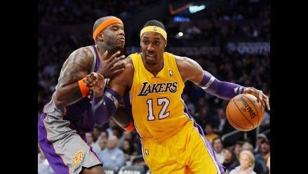 Los Angeles Lakers vencieron a los Suns de la mano de Kobe Bryant