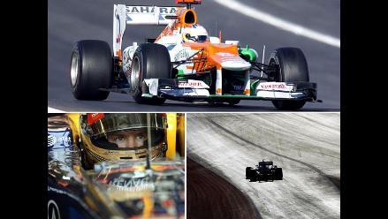 Sebastian Vettel partirá primero en el Gran Premio de Estados Unidos