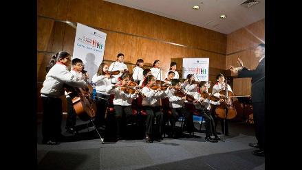 Participantes de Sinfonía por el Perú listos para siguiente etapa