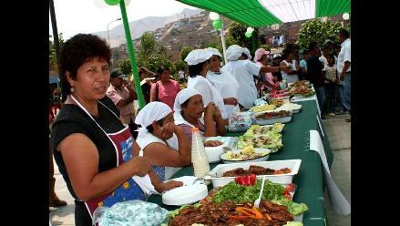 Trujillo: Realizan segunda edición de Feria Gastronómica ´Sabe a Perú´