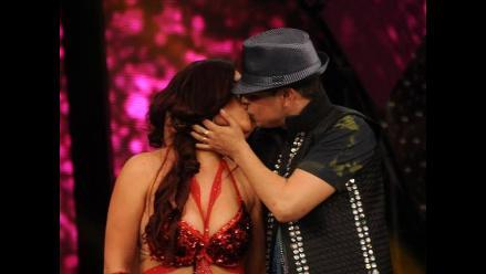 Susy Díaz no se sorprende con nueva relación de Andy V