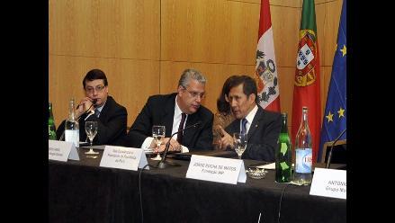 Perú insta a empresarios portugueses a invertir en transporte y energía