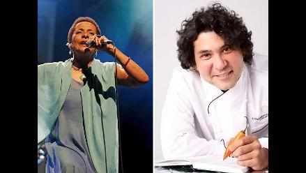 Susana Baca y Gastón Acurio participarán en el Hay Festival Cartagena