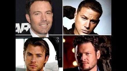 Sexys 2012: Los hombres más guapos según People