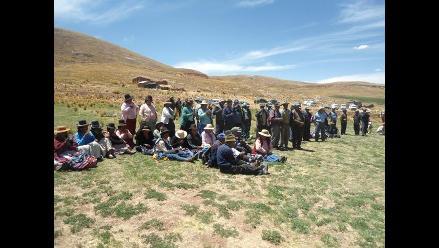 Puno: Denuncian trabajadores fantasmas en censo agrario