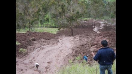 Concepción: Aluvión deja 30 familias afectadas en Andamarca