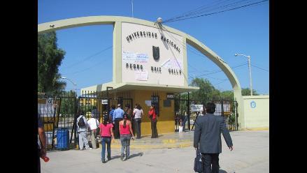 Lambayeque: Profesores universitarios realizarán plantón contra rector