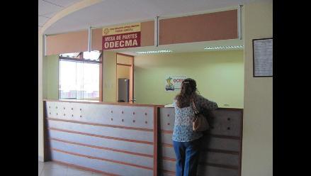 Lambayeque: Odecma investiga a más de mil 80 jueces y magistrados