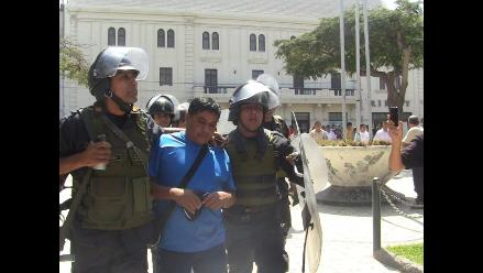 Tumbes: Detienen a militar que conducía en aparente estado de ebriedad