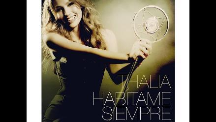 Thalía estrena su nuevo disco,