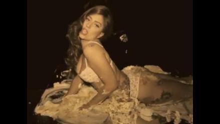 Lady Gaga revela nuevo avance de videoclip ´Cake´