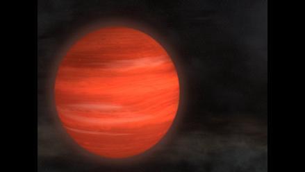 Descubren planeta que supera en tamaño a Júpiter
