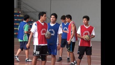 Selección peruana sub 16 de balonmano lista para afrontar Sudamericano