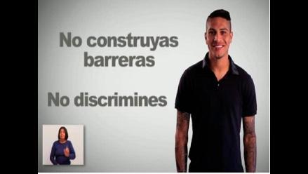 ´No construyas barreras, no discrimines´: maratón contra discriminación