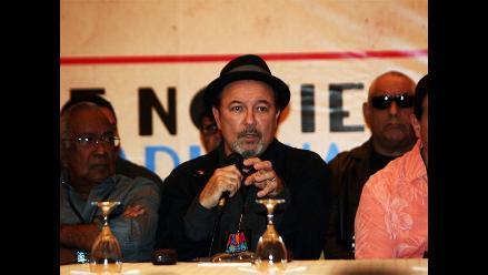 La Fania All Stars llegó a Lima para ofrecer concierto histórico