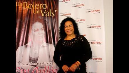 Eva Ayllón recuerda su infancia cantando boleros en nuevo espectáculo