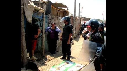 Casma: Unas 60 familias invaden terreno de Sedachimbote