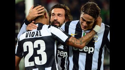 Juventus se prepara para este domingo para clásico contra el Milán