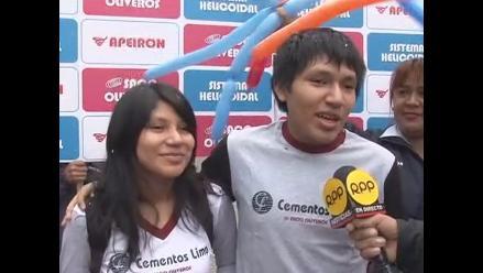 Jorge Cori llegó a Lima y contó la odisea que vivió en Alemania