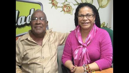 Cheo Feliciano y Eva Ayllón tuvieron emotivo reencuentro