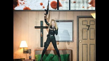 Justicia rusa rechaza demanda contra Madonna por apoyar a homosexuales