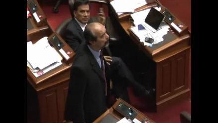 García Belaunde y Mulder sostuvieron acalorada discusión