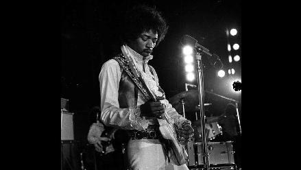 Jimi Hendrix: Lanzarán nuevo disco con 12 temas inéditos en marzo