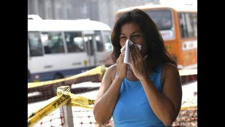 Contaminación del aire en Lima triplica niveles permitidos