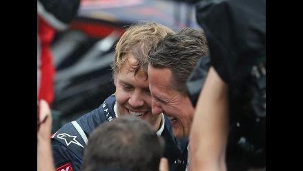 Sebastian Vettel: El pequeño Kaiser de la F1 quiere igual a Schumacher