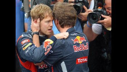 Sebastian Vettel: ´Siempre mantuvimos la fe para ganar´