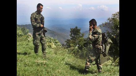 FARC aseguran que se defenderán si son atacadas