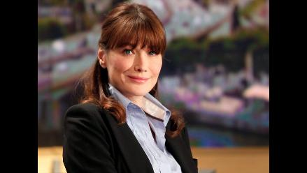 Carla Bruni a favor del matrimonio y la adopción homosexual
