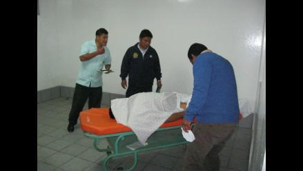 Cajamarca: Comerciante murió tras ser baleado por un desconocido