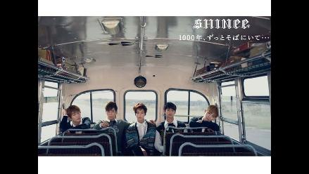 SHINee lanza video de ´1000 Years Always by your Side..´