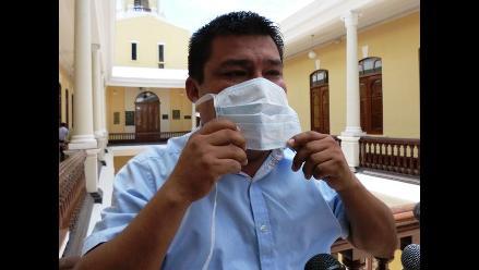 Promueven uso de mascarillas sanitarias en Chiclayo