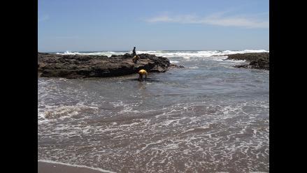 Áncash: Escolar de 14 años desaparece en playa Atahualpa