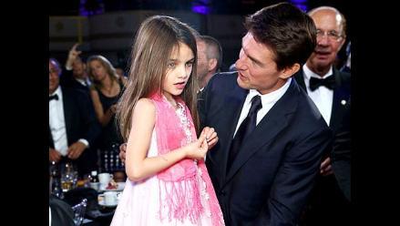 Katie Holmes pasará la Navidad con Suri pero sin Tom Cruise