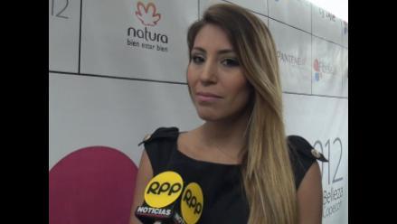 Novio de Delly Madrid asegura que ella no recuerda nada de su caída