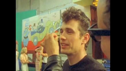 James Franco protagoniza el nuevo videoclip de R.E.M