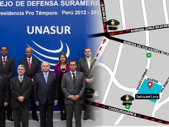 Plan de cortes y desvíos de calles por la IV Cumbre UNASUR