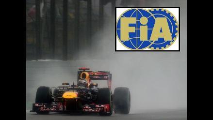FIA no actuará de oficio por el adelantamiento de Vettel en GP de Brasil