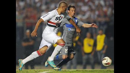 Sao Paulo empató con Católica y es finalista de la Copa Sudamericana