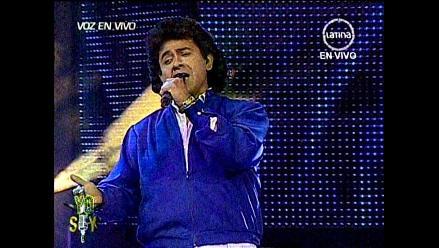 Yo soy: El Puma rugió a medias en el set latino