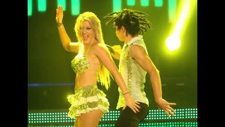 Leslie Shaw reemplaza a Delly Madrid en El gran show