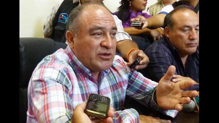 Burgomaestre Torres cuestiona gestión de saliente alcaldesa de Chiclayo