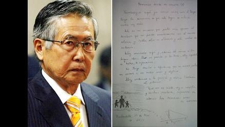 Fujimori: Estoy condenado a la prisión y ahora también al silencio