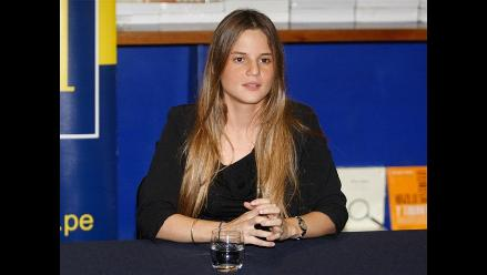 Silvia Nuñez del Arco: Jaime Bayly quiere acercarse a hijas