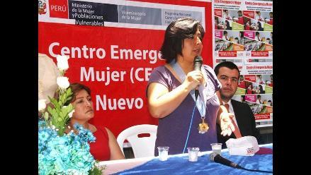 Ministerio de la Mujer ofrece apoyo a trabajadora que denunció a Villena